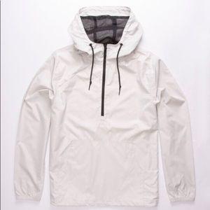 WORN ONCE Tilly's Men's Anorak Jacket